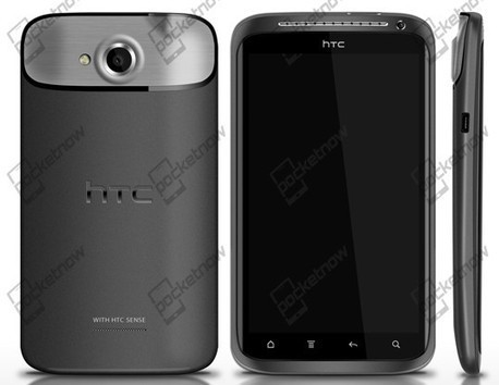 HTC Edge - First Quad-Core Smartphone? [Rumor-Mill] | Technology and Gadgets | Scoop.it
