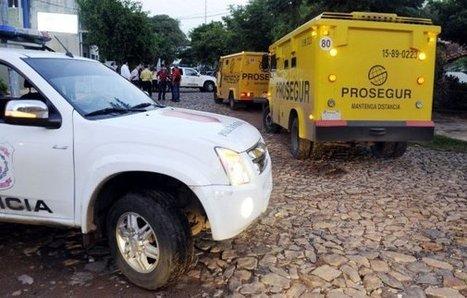 Imputan a policías por robo a Prosegur - Nacionales - ABC Color | Diferentes tipos de robo | Scoop.it