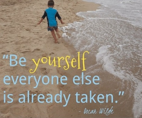 Inspirational quotes for Kids about Self Acceptance! | Personal Development | Scoop.it