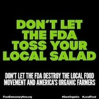 Don't Let the FDA Destroy Organics: Act Today! | Liberty Revolution | Scoop.it