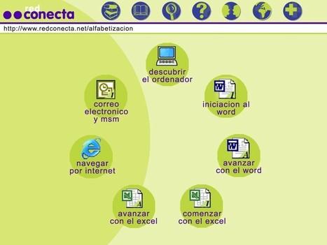 La alfabetización digital como factor de inclusión social. La experiencia de la Red Conecta. | Educacion, ecologia y TIC | Scoop.it