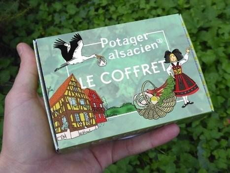 Le Coffret Potager Alsacien : 10 Variétés régionales d'Alsace - Conseils de jardinage pour jardiniers et curieux de nature | Strasbourg Alsace Express | Scoop.it