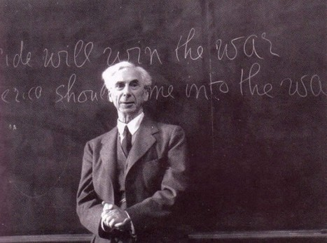 Bertrand Russell's 10 commandments for teachers everyone with a brain | Modern Atheism | Scoop.it
