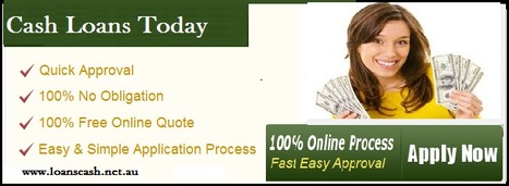 Cash Loans Today- Solve Your Financial Worries Without Difficulties | No Credit Check Loans | Scoop.it