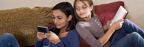 Comportement médias des jeunes de moins de 20 ans : « La tablette s'envole, l'écrit reste » | Culture de l'information - Culture numérique | Scoop.it