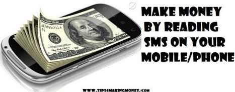 Tips For Making Money- Make Money Online - Blogging | Top 10 | Scoop.it