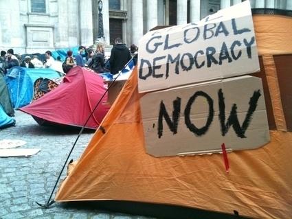 The Global Resonance of the Real Democracy Movement | Rodeamos el Congreso de los Diputados. Hasta que nos devuelvan la democracia, las veces que haga falta. | Scoop.it