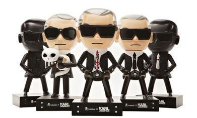 Karl Lagerfeld: 'I always think I'm lazy, maybe I could do better' | D_sign | Scoop.it