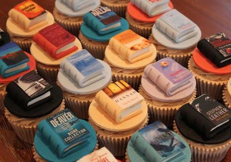 Jeffery Deaver Cupcake Art!  (Yes, you read this correctly!) | Yummy Tummy | Scoop.it