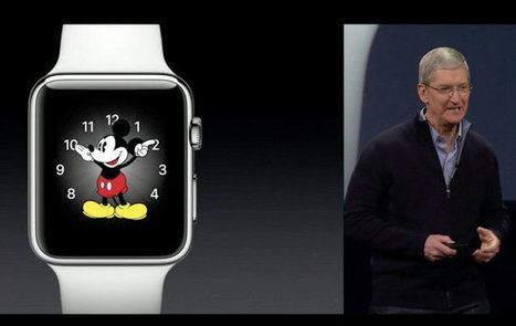 L'Apple Watch sera disponible en France le 24 avril | Mass marketing innovations | Scoop.it