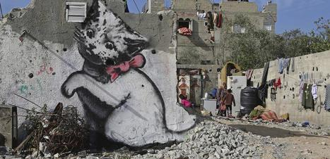 Take a Tour of the Nearly 10,000 Works of Street Art That Google Saved From Oblivion | IELTS, ESP and CALL | Scoop.it