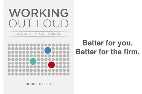 The slides and scripts I use when I present Working Out Loud | Working Out Loud | Learning and Working | Scoop.it
