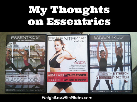 My Thoughts on Essentrics | Pilates and Barre for Weight Loss | Scoop.it