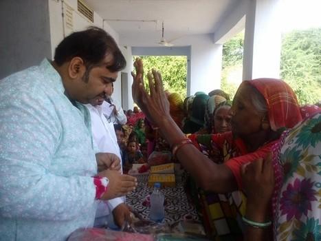 Charity and Social Activities by Himanshu Sampat's Aamani Foundation   Mr. Himanshu Sampat - An entrepreneur of his own career.   Scoop.it