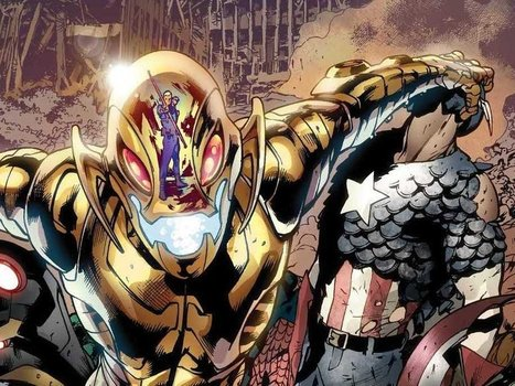 Marvel Is Forcing Google To Identify The 'Age of Ultron' Trailer Leaker | Cloud Central | Scoop.it
