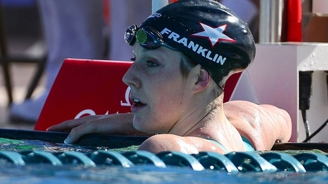 Swimmer Missy Franklin not a shoo-in for Rio Olympics | Competitive swimming | Scoop.it