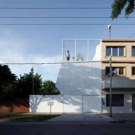 VIDEO: Casa Martos / Adamo-Faiden, by Cristobal Palma | The Architecture of the City | Scoop.it