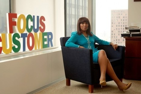 The Ten Most Powerful African American Women In Business | The Jane Dough | News and Opinion on Women in Business | Gender-Balanced Leadership | Scoop.it