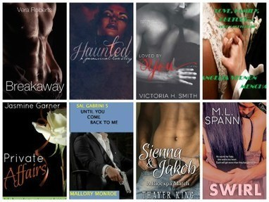 April's Best Bets: #IR #Romance | For Lovers of Paranormal Romance | Scoop.it