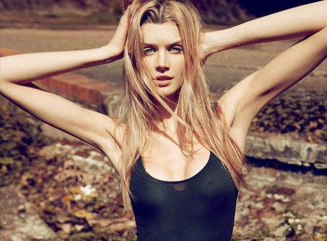 Online Portfolio Of New York Based Fashion Model Jayne Moore | JayneMoore Model | Scoop.it