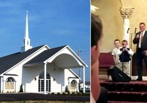 Toddler Sings 'Ain't No Homos Gonna Make It To Heaven' and Indiana church congregation goes wild (VIDEO) | The Billy Pulpit | Scoop.it