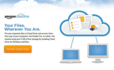 Cloud Drive : Amazon ajoute la synchronisation des fichiers, une alternative à Dropbox ? | Places de Marché & Comparateur de Prix | Scoop.it