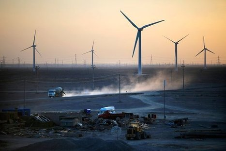 Asia Pushes Hard for Clean Energy | Sustain Our Earth | Scoop.it