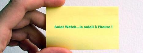 Solar Watch | Facebook | Mini entreprise collège des roseaux | Scoop.it