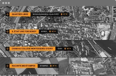 Accueil-Raconte ta ville-Centre National de Documentation Pédagogique   Documentaires - Webdoc - Outils & création   Scoop.it
