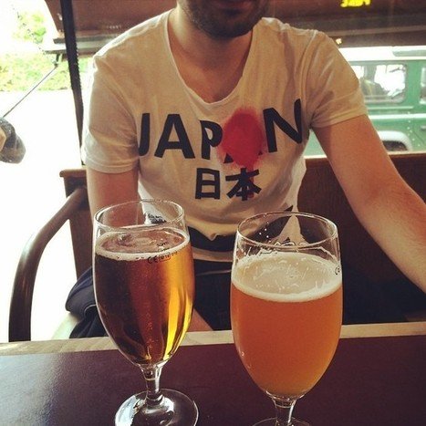 [Just paid £10 for these two, suppose we better get used to this... #london #ale #drafthouse | Draft House | Scoop.it