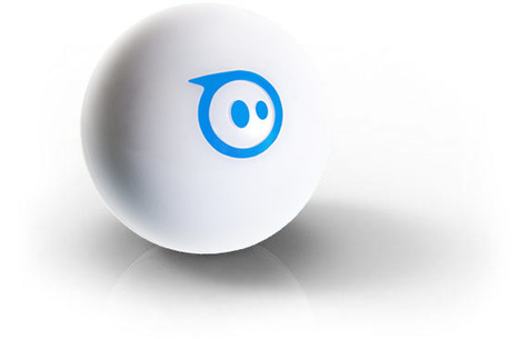 Sphero - The robotic ball you control with your smartphone! | Robolution Capital | Scoop.it