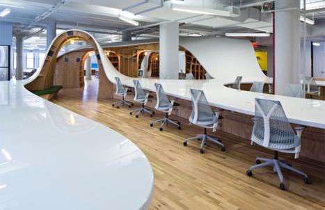 Une table de bureau de 335 mètres de long pour votre société cela vous branche ? | Recrutement et RH 2.0 | Scoop.it