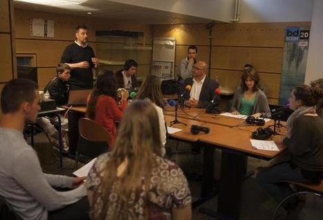 Une webradio au lycée Sonia-Delaunay | Usages dans les académies | Scoop.it