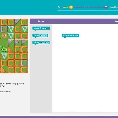 Code.org's grand plan: 'we want to get the whole nation coding for an hour' | Regenerating IT | Scoop.it