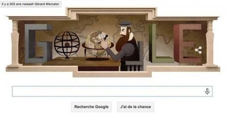Anniversaire de l'homme qui a inventé le GPS : Gérard Mercator | Science | Scoop.it