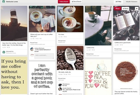 How Starbucks Crushes It on Social Media | Social media and small business | Scoop.it