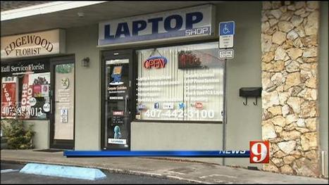Action 9 investigates cellphone repair shop - WFTV Orlando | iphone repair | Scoop.it