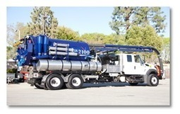 Vactor Truck Rental Tips: Sewer Cleaning Equipment Best Practices | Haaker Equipment Company | Scoop.it