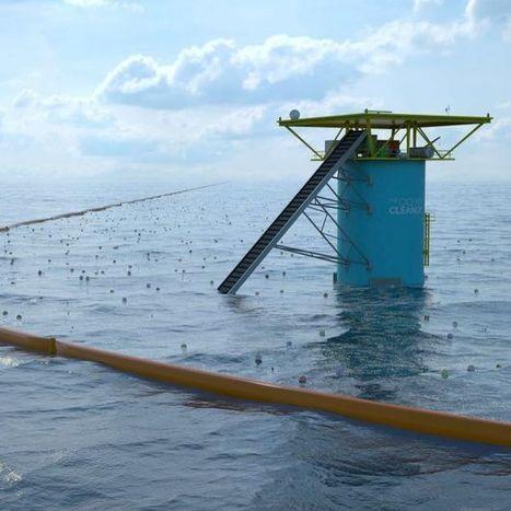 L'ado qui veut nettoyer les océans a atteint son premier objectif - RTBF Societe | Culture | Scoop.it