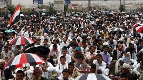 #Yemen: anti-regime #protests again | From Tahrir Square | Scoop.it