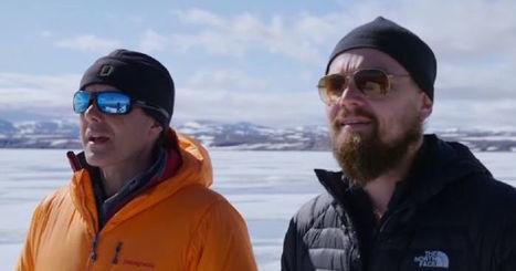 Trailer : Leonardo DiCaprio revient avec un docu sur le réchauffement climatique | Planete DDurable | Scoop.it