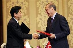 "Japan signs nuclear plant deal with Turkey | ""3e"" 