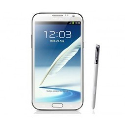 Samsung Galaxy Note II on Vodafone   contract phones   Scoop.it