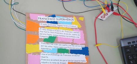 """Proyecto """"Cacharreando: Makey makey + Scratch""""   Robòtica educativa   Scoop.it"""