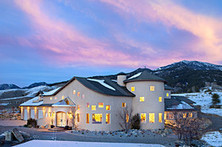 Big Home, Big Sky in Montana | Residential Architecture and Interior Design | Scoop.it