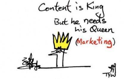 Le marketing sera au contenu, ou ne sera pas! | E-tourisme et nouvelles technologies | Scoop.it