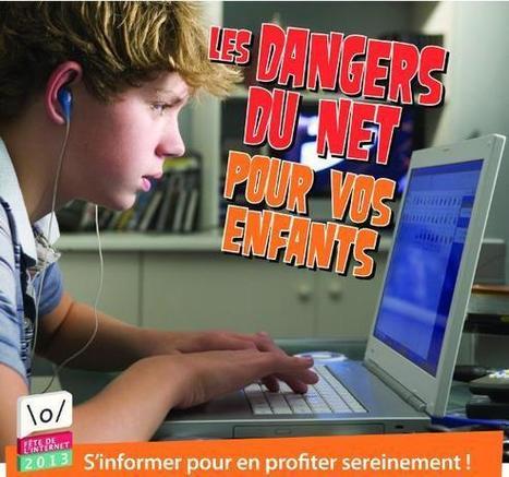 NetPublic » Nos enfants sur internet : quels usages ? Quels risques ? Conférences en vidéo avec la participation des Centres SATI (EPN de la Côte d'Or) | Antisocial, tu perds ton sang-froid... | Scoop.it