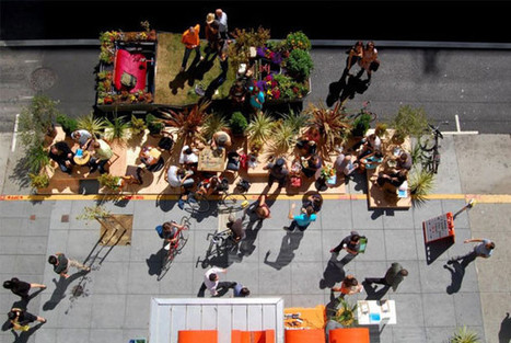 Hacking Public Space - An Article by John Bela | Adaptive Cities | Scoop.it