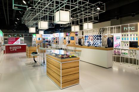 Influencia - DATA TRENDS - Lick : la première chaîne de magasins au monde dédiée aux objets connectés | Numerique - Objets connectés - Innovation | Scoop.it