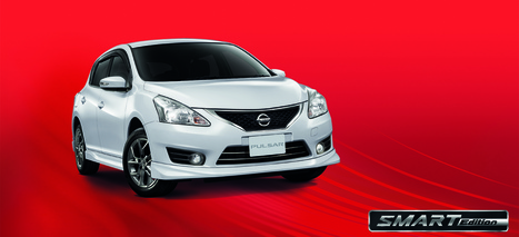 Thaiscooter.com - NISSAN PULSAR SMART EDITION | thaiscooter | Scoop.it